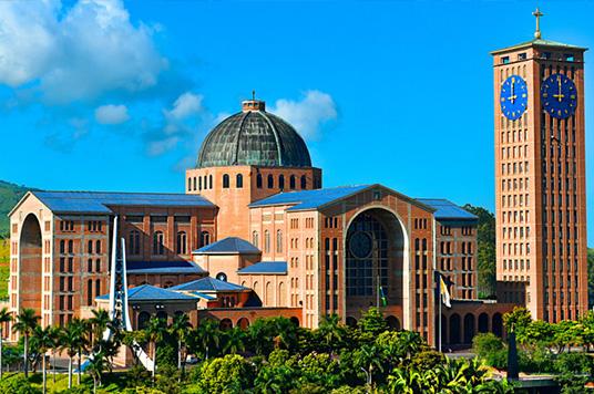 Santuário Nacional de Nossa Senhora Aparecida - São Paulo - SP - BRASIL