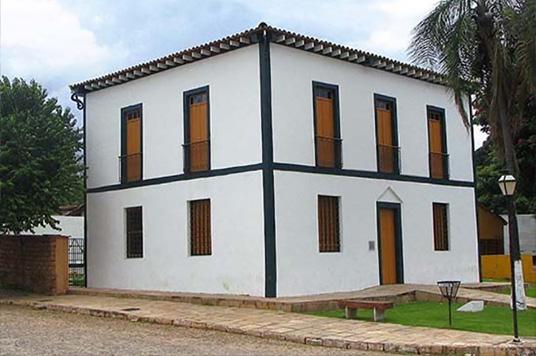 Museu do Divino Espírito Santo - São Paulo - SP - BRASIL