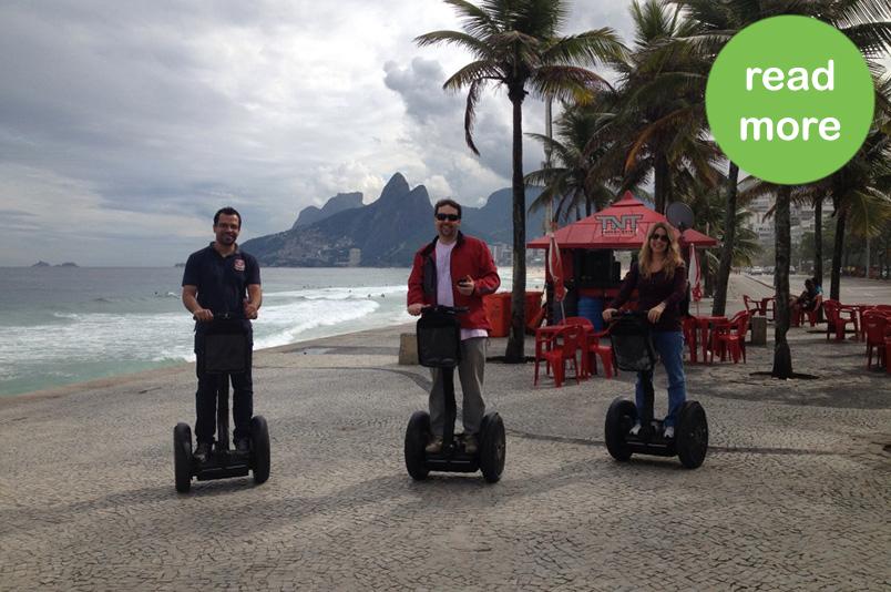 Projeto Easyway - Rio de Janeiro - RJ (Tailor-made Audioguides Project)