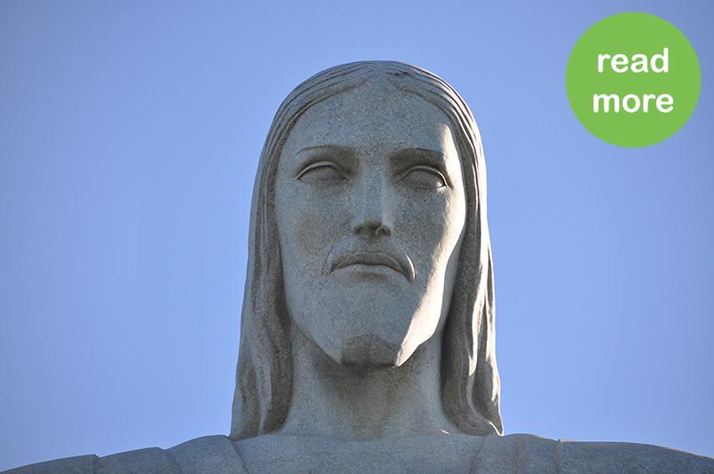 Cristo Redentor - Rio de Janeiro – RJ - BRASIL (Booth + Audioguide + Accessibility)