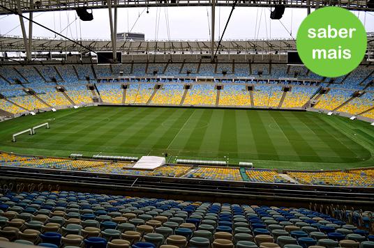 Maracanã (estádio) - Rio de Janeiro – RJ - BRASIL (Locação de audioguias)