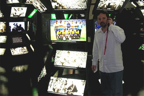 Museu do Futebol - São Paulo - SP - BRASIL