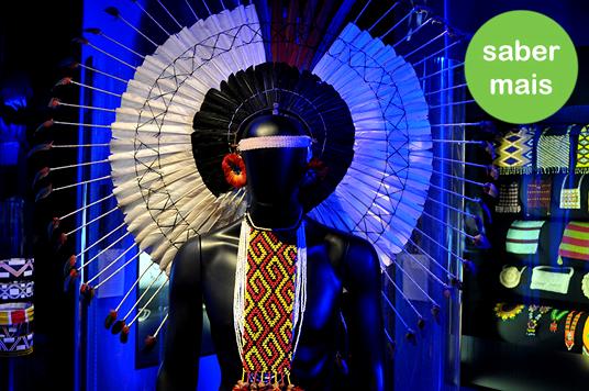 Museu do Índio - Rio de Janeiro – RJ - BRASIL (Audioguias em línguas indígenas)